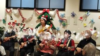 楽しみデイサービス クリスマス会を開催しました