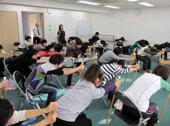 楽習研修開催