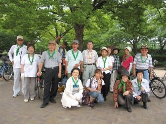 大阪を歩く会in長居公園